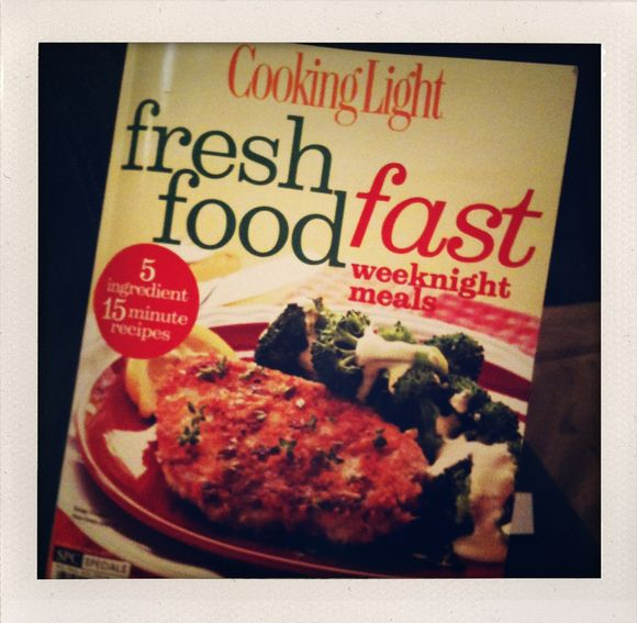 Cooking Light Magazine YUM!