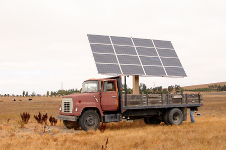 Img_red_truck_solor_panel