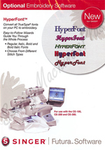 Hyperfont
